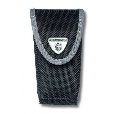 VICTORINOX nylonové púzdro 91 mm čierno-šedé