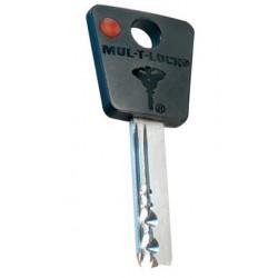 Kľúč pre bezpečnostnú vložku Mul-T-lock 7x7