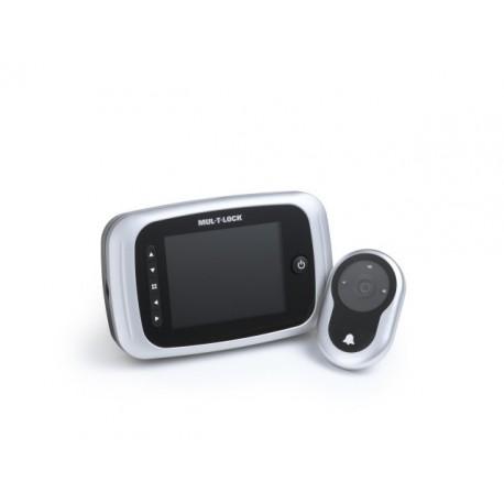 Digitálne kukátko Mul-T-Lock