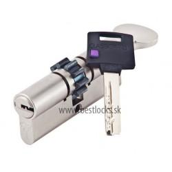 Bezpečnostná vložka Mul-T-Lock Classic Pro s olivkou a ozubeným kolieskom