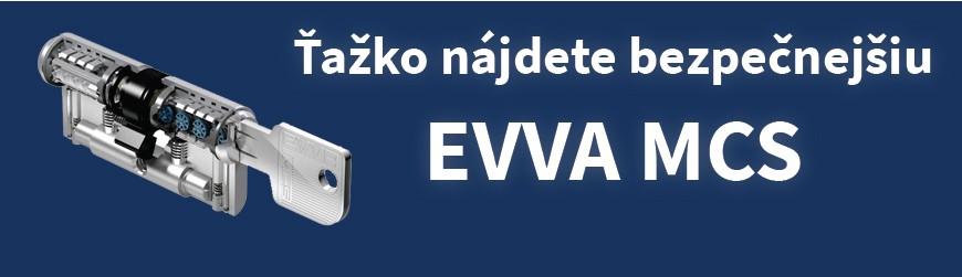 Bezpečnostná vložka EVVA MCS